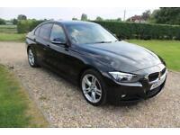 BMW 3 Series 2.0 320i M Sport xDrive 4dr PETROL AUTOMATIC 2012/62