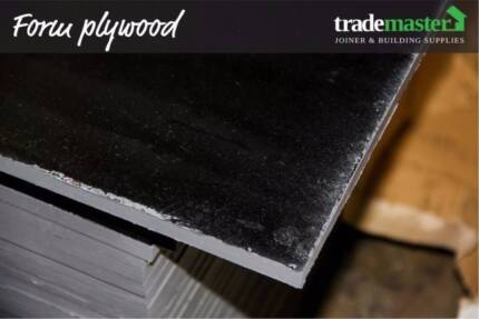 Form Plywood F17 Structural -2400mmx1200mmx17mm - Formwork South Granville Parramatta Area Preview
