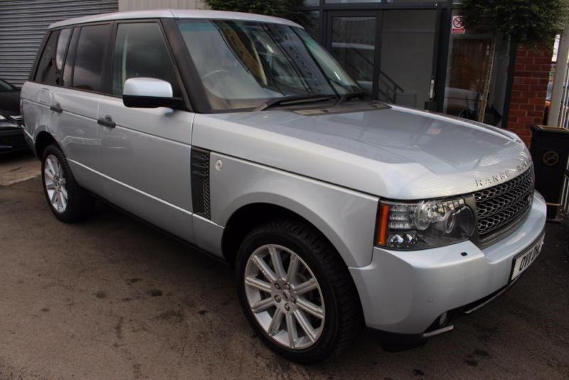 Land Rover Range Rover TDV8 VOGUE SE-SAT NAV-REAR CAM