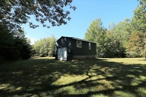 3 Acres of Level, Landscaped Land....Great Hunting And Fishing