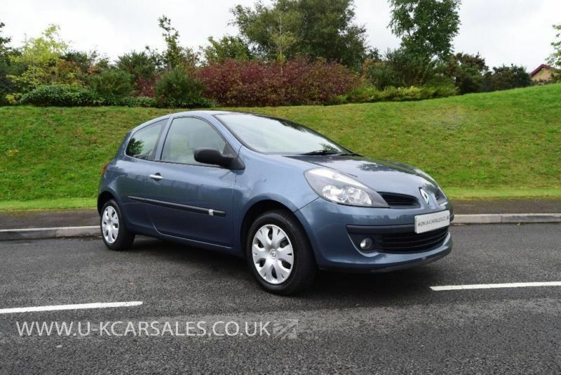 2006 renault clio 1 2 16v expression 3dr in fforestfach swansea gumtree. Black Bedroom Furniture Sets. Home Design Ideas
