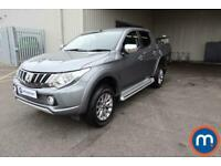 2018 Mitsubishi L200 Double Cab DI-D 178 Barbarian 4WD Double Cab Pick-up Diesel