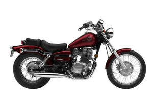2007 Honda Rebel 250 Excellent Condition 2900kms