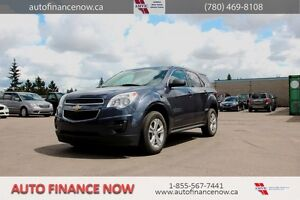 2014 Chevrolet Equinox LS OWN ME FOR ONLY $115.43 BIWEEKLY!