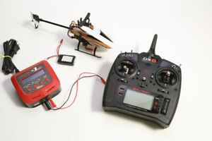 Complete R/C Helo Package