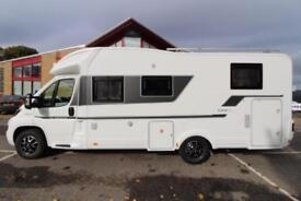 Adria Coral Plus S 670 SC 3 Berth Motorhome for sale