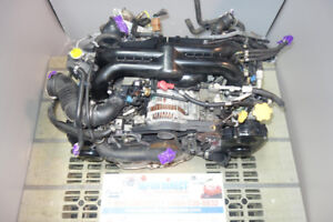Subaru Engine Legacy Forester WRX Outback EJ20X Turbo 2004-2014
