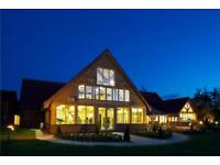 Lakeland Single Lodge Available on Stunning Golf & Country Club