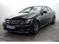 2013 Mercedes-Benz C Class C250 CDI BLUEEFFICIENCY AMG SPORT PLUS Diesel grey Au