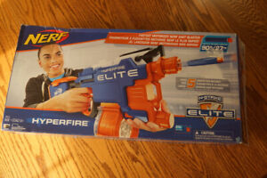 Nerf Gun with 25 nerf bullets