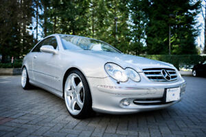 2002 Mercedes CLK Clean with LOW mileage