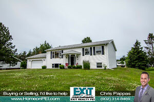 spacious 4 bedroom 2 bath home with attached double garage