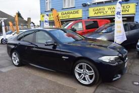 BAD CREDIT CAR FINANCE AVAILABLE 2014 14 BMW 520d M SPORT AUTOMATIC