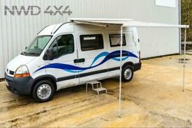 2004 Renault Master MM35dCi 100 Medium Roof Van Camper Van PANEL VAN Diesel Manu
