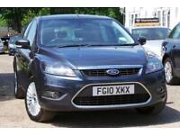 2010 Ford Focus 1.6 Titanium 5dr
