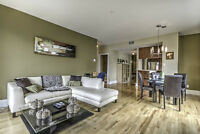 Fully furnished W/ Parking in the heart of downtown Montreal!