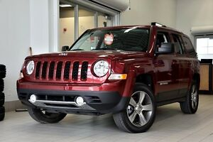 2016 Jeep Patriot HIGH ALTITUDE TOIT+CUIR+4X4!!
