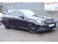 2014 Mercedes-Benz C Class C220 Coupe 2.1CDi 170 SS AMG Sport Edition Premium Pl