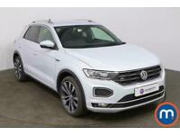 2019 Volkswagen T-Roc 1.5 TSI EVO R-Line 5dr Hatchback Petrol Manual