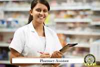 GHA Pharmacy Assistant = Job Opportunities!