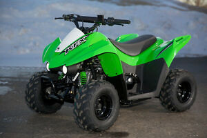2016 KFX®50 Sport ATV by Kawasaki for sale