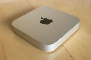 Mac Mini Mid 2011  core i5 120GB SSD 12GB RAM 500GB HDD