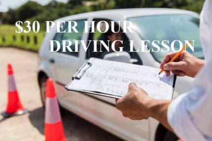 Driving School - Driving Lesson