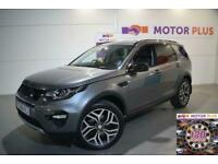 2016 66 LAND ROVER DISCOVERY SPORT 2.0 TD4 HSE 5D 180 BHP DIESEL