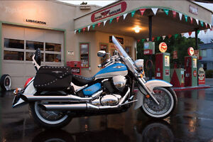 2009 Suzuki MT800 Blvd Motorcycle