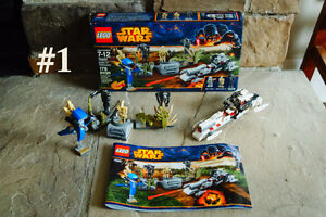 Lego Sets for sale! See ad for prices