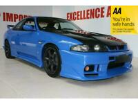 Nissan Skyline R33 GTST IN LE MANS BLUE, IMMACULATE SHOWCAR LEVEL MINT WOW!! for sale  High Wycombe, Buckinghamshire