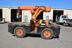 Drott Carry Deck 5 Ton Crane