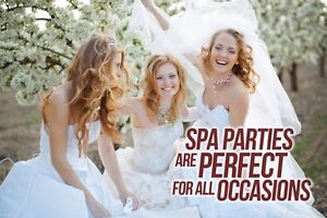 Wedding day manicures and pedicures in your home! London Ontario image 1