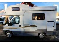 Autocruise Vista 4 berth motorhome