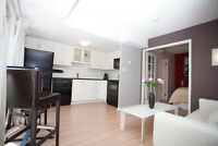 Furnished 1 BR in Liberty village available from May 1st