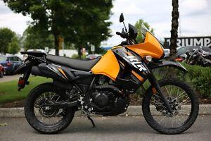 2014 Kawasaki KLR 650
