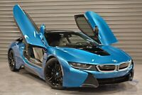 Miniature 2 Voiture American used BMW i8 2015