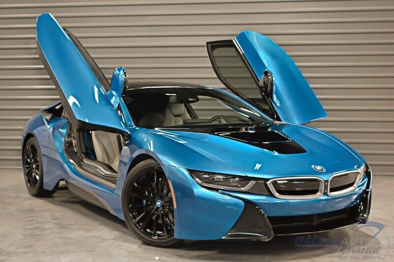 Image 2 Voiture American used BMW i8 2015