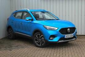 2021 MG Motor UK ZS 1.5 VTi-TECH Exclusive 5dr - Battersea Blue Metallic