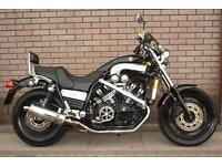 YAMAHA VMAX 1200 V4 MUSCLE BIKE NAKED SPORTS