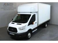 FORD TRANSIT 2.2 350 124 BHP L4 EXTRA LWB TAIL LIFT FITTED