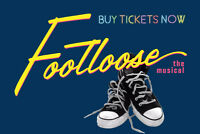 Footloose the Musical !