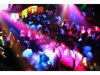 BUCKS NEW YEAR'S EVE PARTY FOR 30s to 60s PLUS AT THE KINGS HOTEL