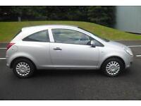 2008.5 MY Vauxhall/Opel Corsa 1.0i 12v Life