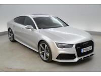 Audi RS7 4.0T FSI V8 Quattro RS 7 5dr Tip Auto
