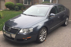 VW Passat Highline, 2009, blue, automatic, good condition