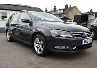 2012 12 Volkswagen Passat 2.0TDI 140 BlueMotion Tech