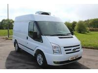 Ford Transit 2.2TDCi ( 125PS ) Med Roof Chiller/ Fridge Van SWB Limited 13 REG
