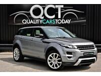 Range Rover Evoque Dynamic 4WD 2.0 Si4 Automatic *Pan Roof + Nav +Reverse Cam*