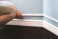 Richards baseboard and trim